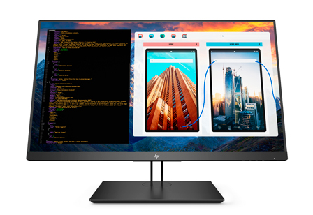 HP Monitores Z