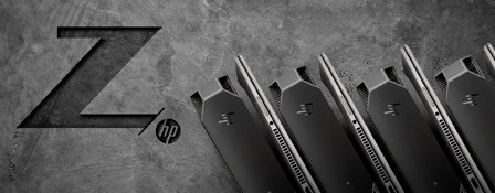 Workstations Z by HP